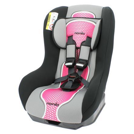 NANIA Autostoel Maxim Pop Pink
