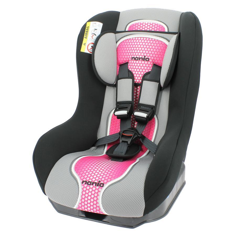 NANIA Seggiolino auto Maxim Pop Pink
