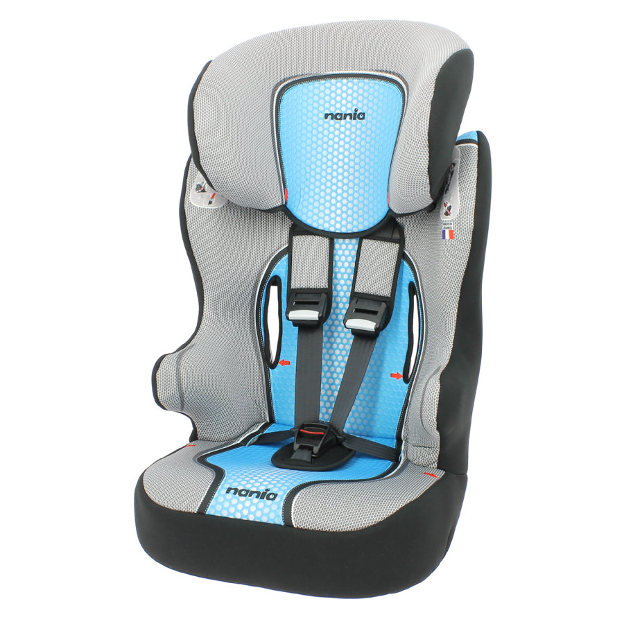 NANIA Siège auto Racer SP Pop blue