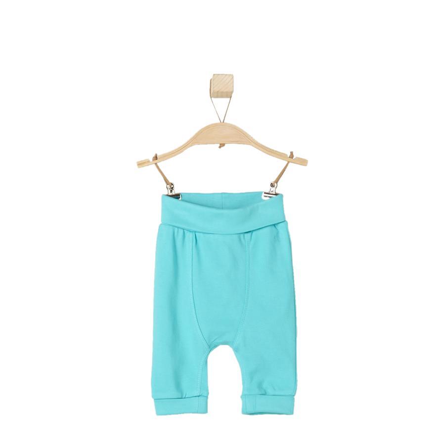 s.OLIVER Boys Pantaloni azzurro