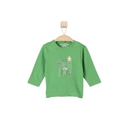 s.OLIVER Boys Longsleeve green melange