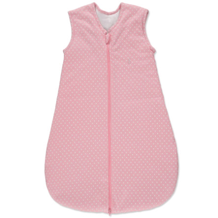 LITTLE Jersey Schlafsack Smart & Cosy rosa 90cm