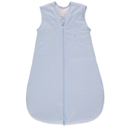 LITTLE Jersey Schlafsack Smart & Cosy blau 90cm
