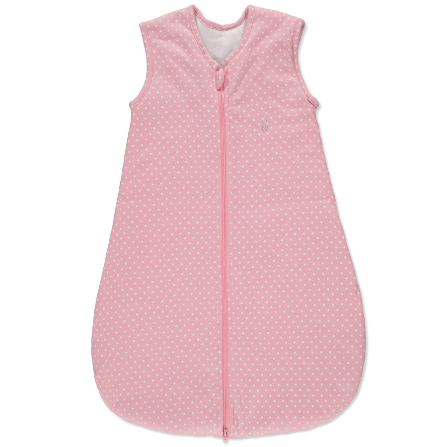 LITTLE Jersey Schlafsack Smart & Cosy rosa 70cm