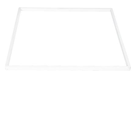 Roba Parque infantil Cosiplay 100 x 100 cm blanco estrellitas