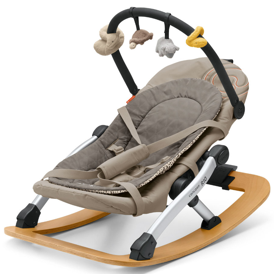 CONCORD Babywippe Rio Cool Beige