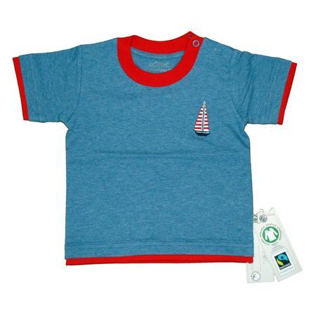 EBI & EBI Fairtrade Tričko džínové