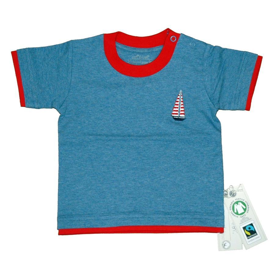 EBI i EBI Fairtrade Denim T-Shirt