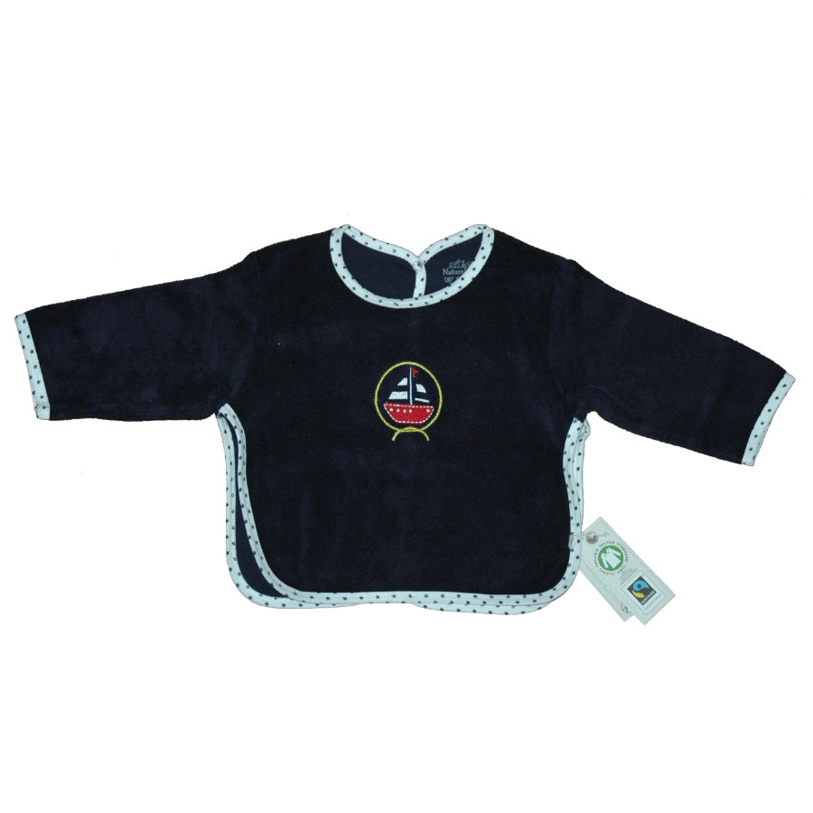 EBI i EBI Fairtrade Sleeve bibs marine