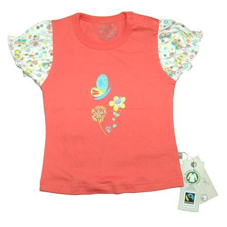 EBI & EBI Fairtrade gerogia T-Shirt melocotón