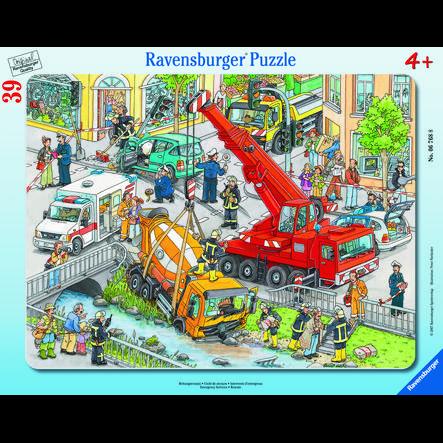 RAVENSBURGER Puzzel - Reddingsoperatie, 39 stukjes