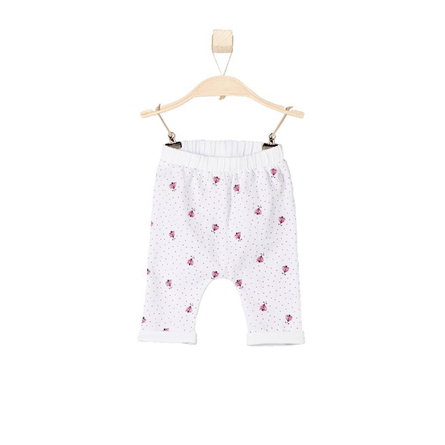 s.OLIVER Girl Leggings s blanc