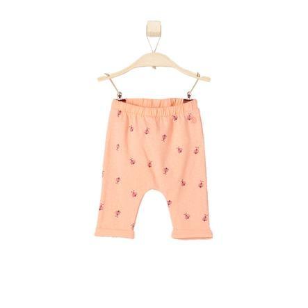 s.OLIVER Girl s Leggings orange clair