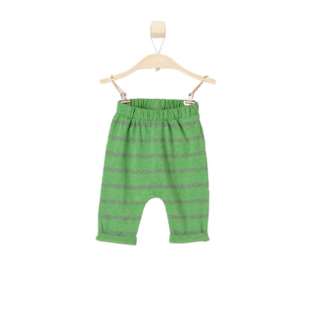 s.OLIVER Boys Leggings green