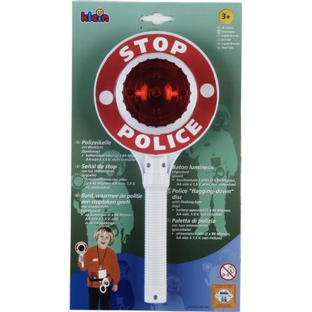 KLEIN Stop-bord met knipperlicht 8858