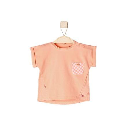 s.OLIVER Girl s arancione T-Shirt chiaro