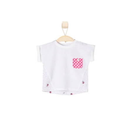 s.OLIVER Girls T-Shirt white