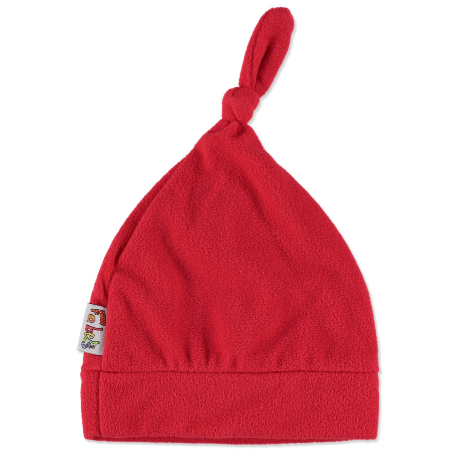 FABELS Boys Fleece Mütze rot