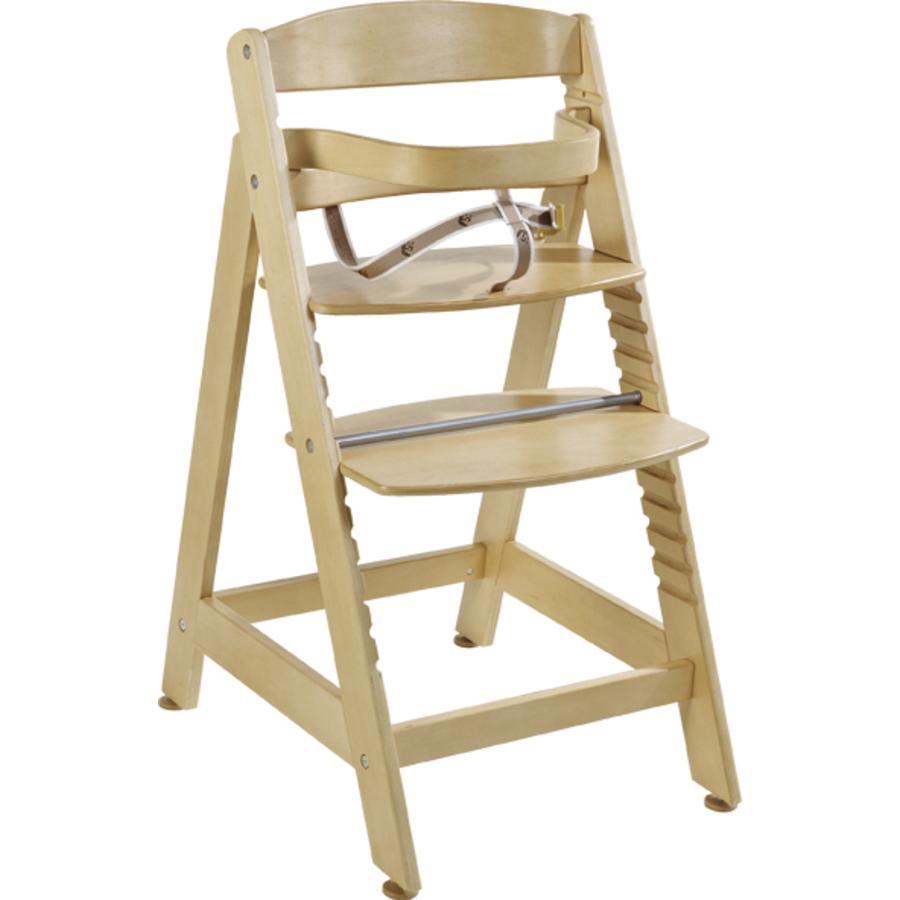 ROBA Jídelní židlička Sit Up Maxi, přírodní