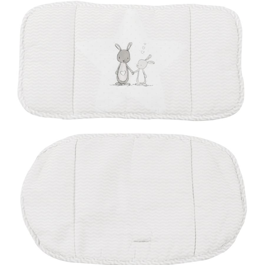Roba Cuscino per seggiolone 2 pezzi Fox & Bunny