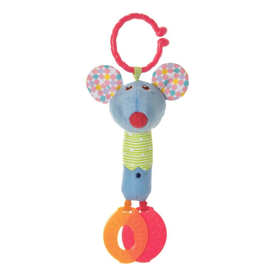 chicco Kinderwagenspielzeug Maus
