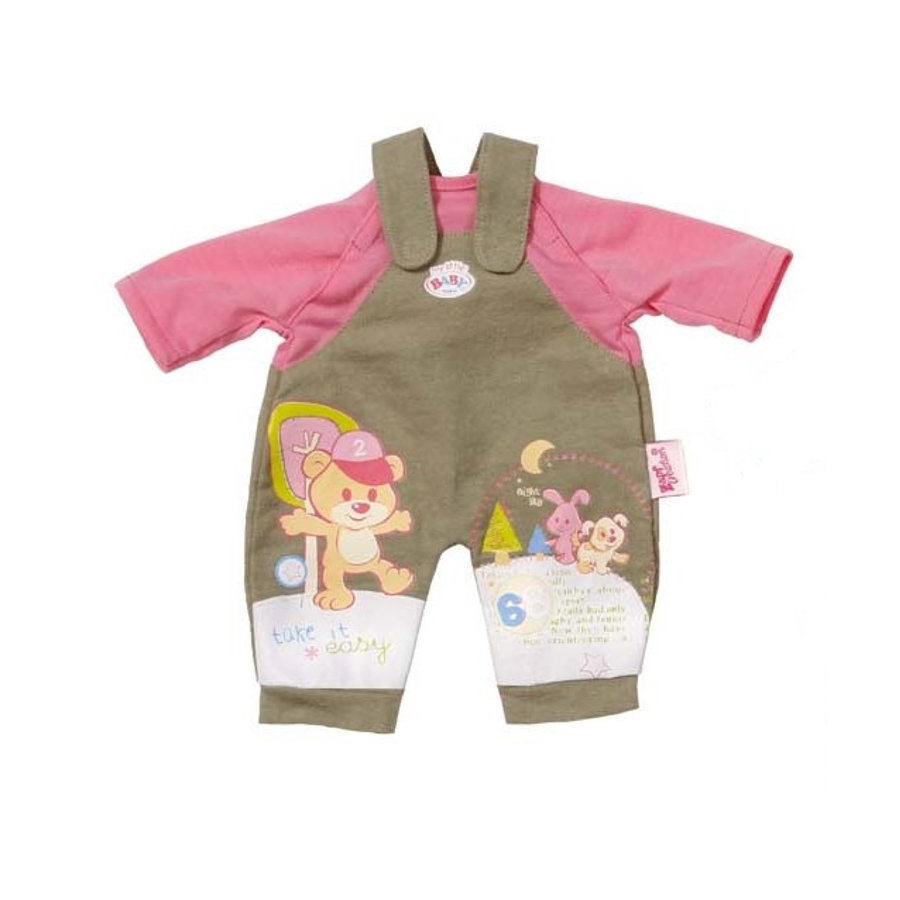 ZAPF CREATION my little BABY born® easy FIT - Ogrodniczki