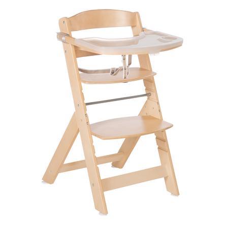 roba Jídelní židlička Sit Up Super Maxi přírodní