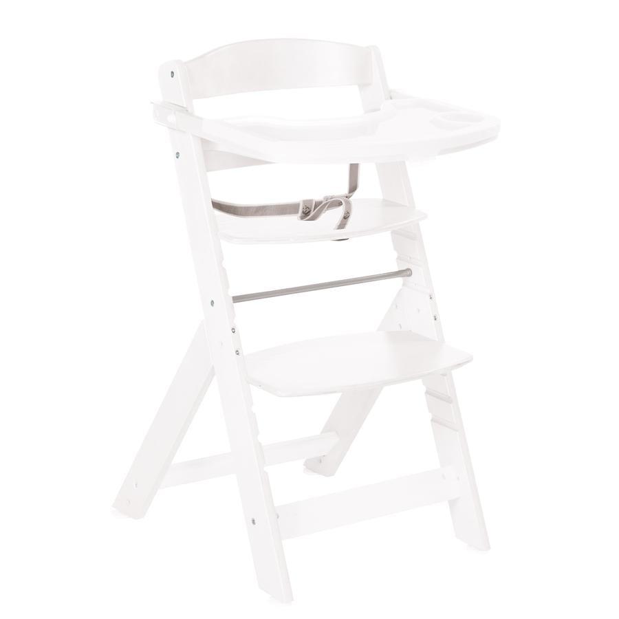 roba Chaise haute bébé Sit Up Super Maxi, blanc