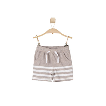 s.OLIVER Boys Shorts brown melange