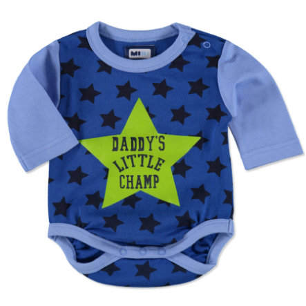 MAX COLLECTION Boys Body DADDY´S LITTLE CHAMP blau