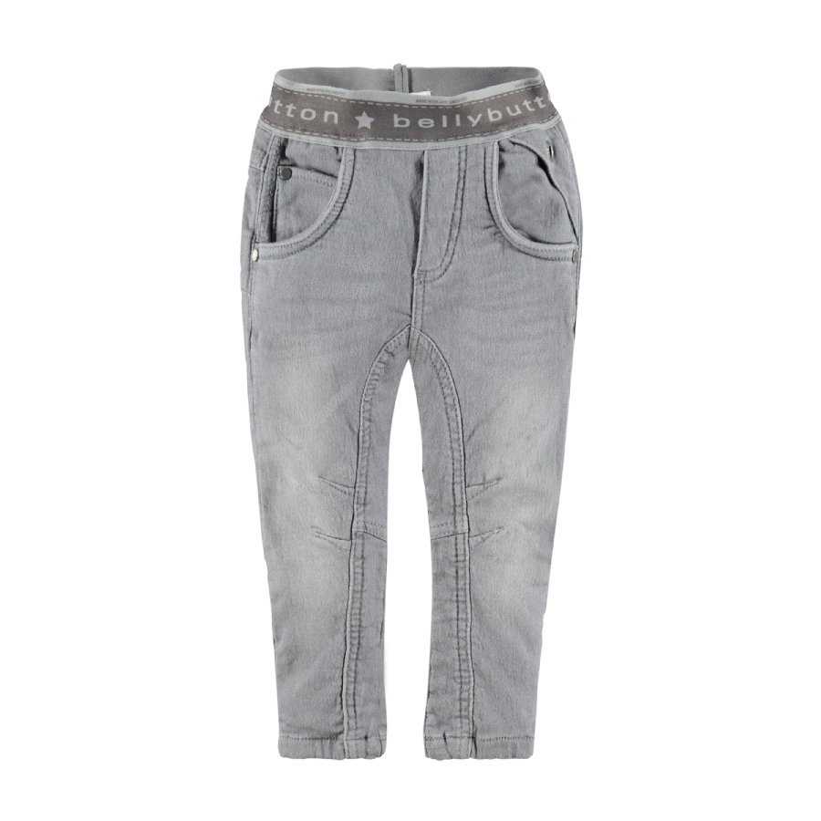 BELLYBUTTON Baby Džíny grey denim