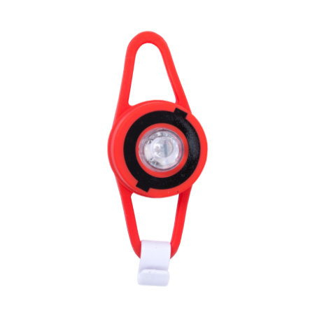 AUTHENTIC SPORTS GLOBBER Flash Light LED, rood