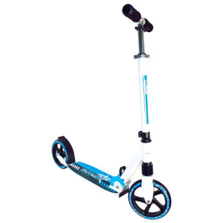 AUTHENTIC SPORTS Aluminium Step Scooter Muuwmi SFS 205mm , dubbele vering