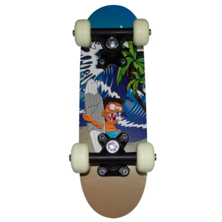 AUTHENTIC SPORTS Mini-Skateboard