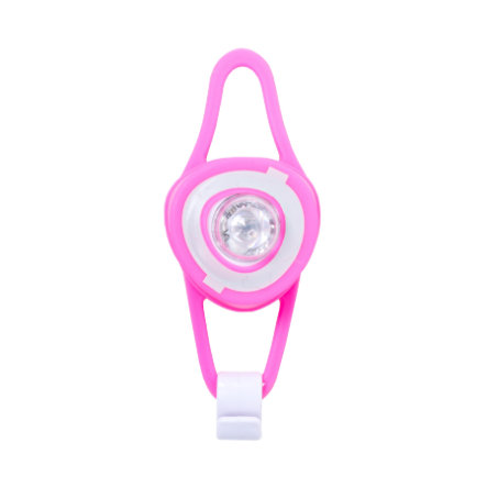 AUTHENTIC SPORTS GLOBBER Flash Light LED, pink