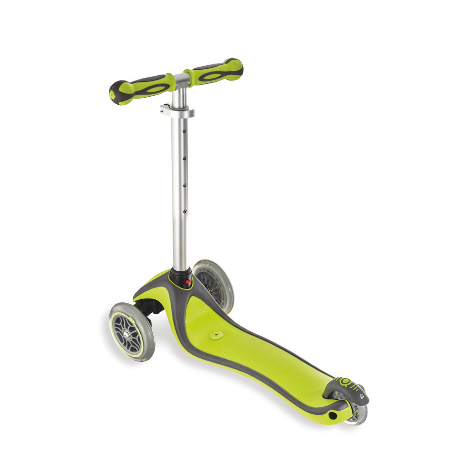 AUTHENTIC SPORTS Scooter Globber my free kids 5 in 1, 3-Wheels, bi-inject - grün-schwarz