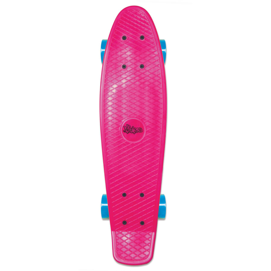 AUTHENTIC SPORTS Skateboard fun, rosa
