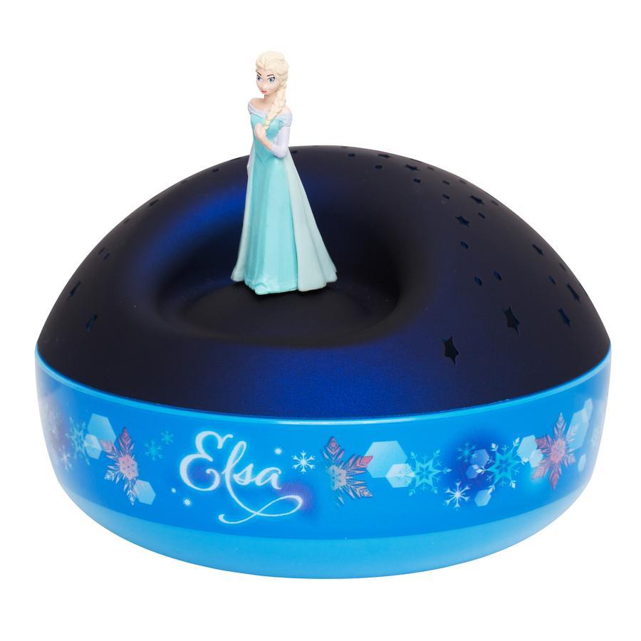 TROUSSELIER Disney Frozen© Sternen Projektor mit Musik