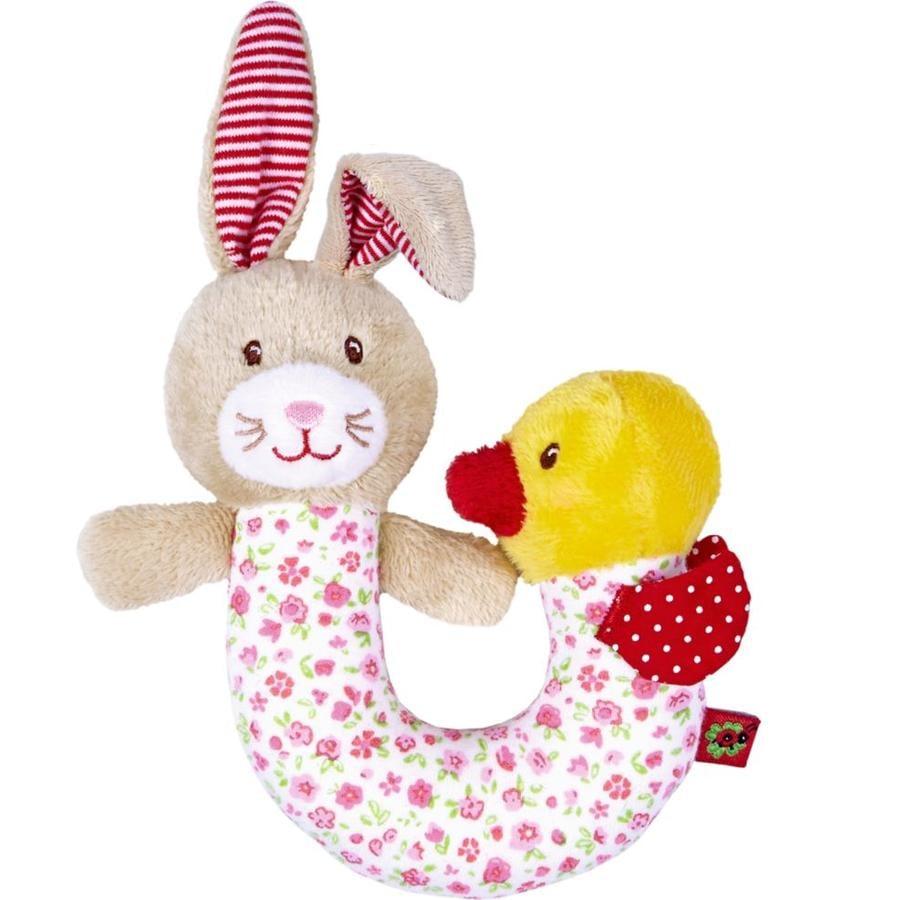 COPPENRATH Greifling Häschen und Ente BabyGlück
