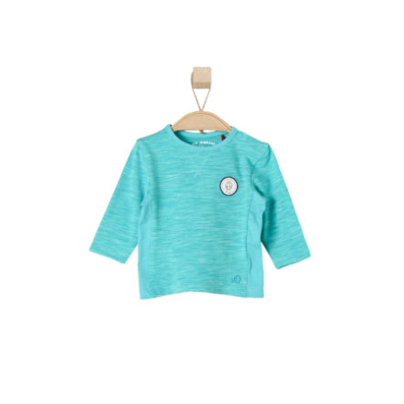 s.OLIVER Boys Longsleeve light blue melange