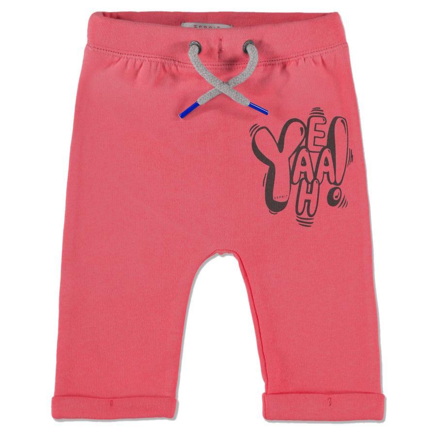ESPRIT Pantalones de niño rojo