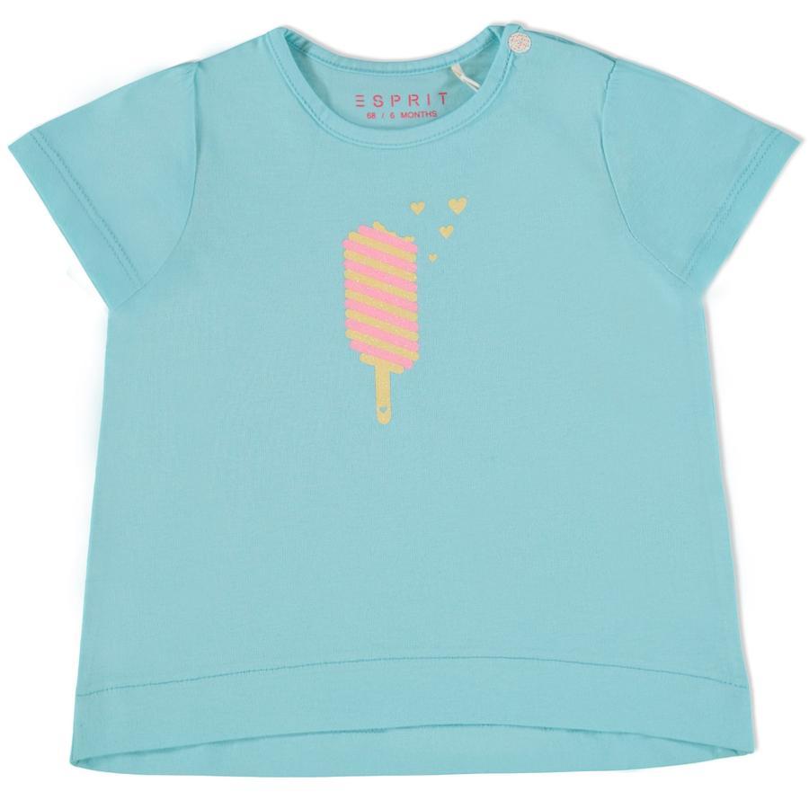 ESPRIT Girl s T-Shirt turquoise