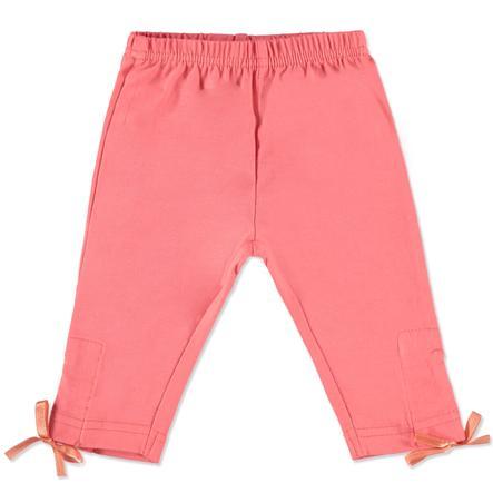 PINK OR BLUE Girl Leggings s orange