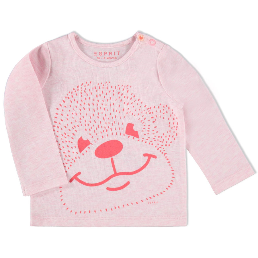 ESPRIT Girl s Manches longues rose