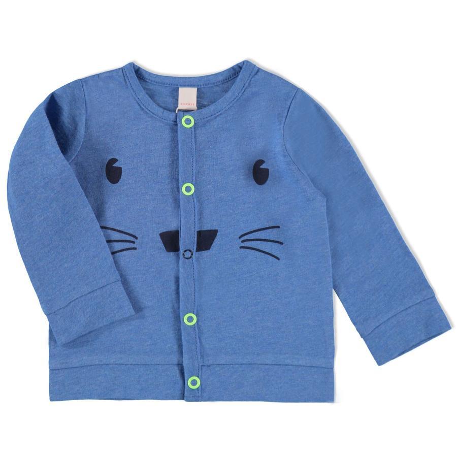 ESPRIT Boys Vest blauw