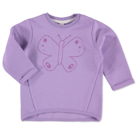 ESPRIT Girl wear Camisa S Mariposa púrpura