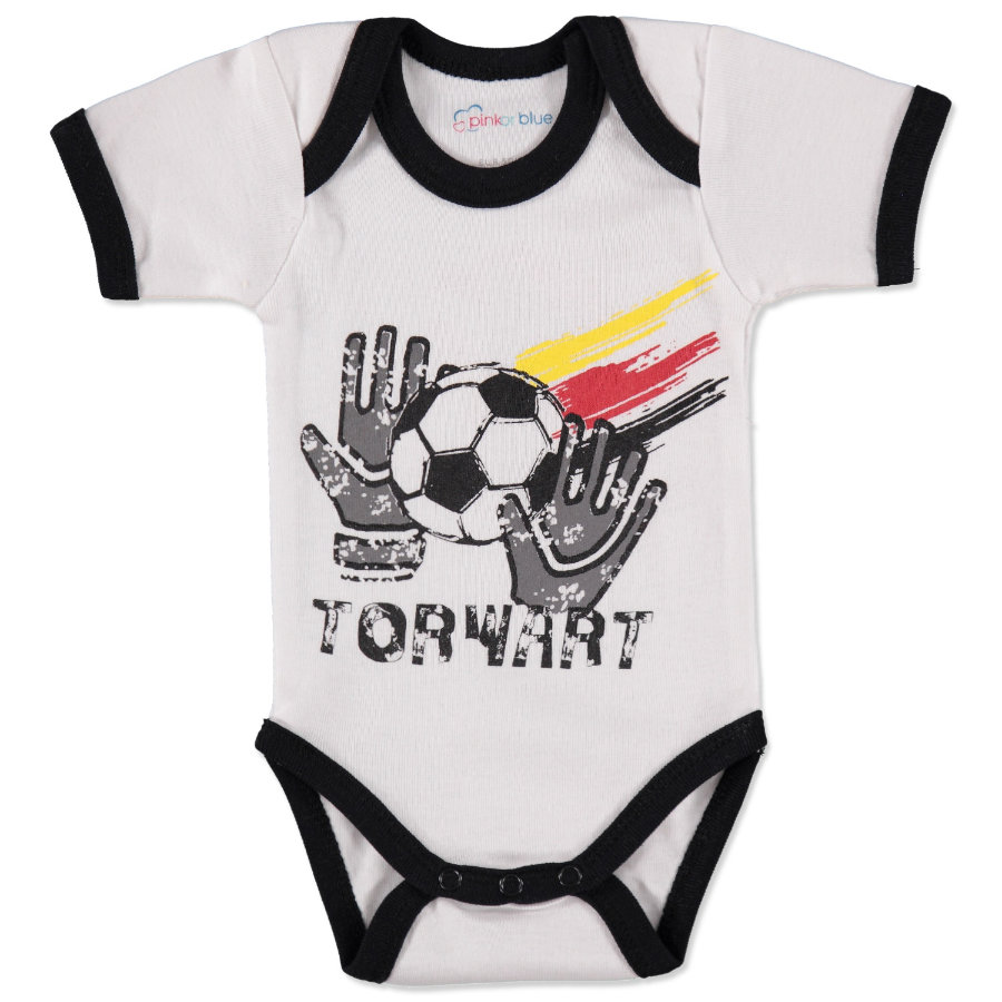 PINK OR BLUE Boys Body dziecięce Torwart Deutschland