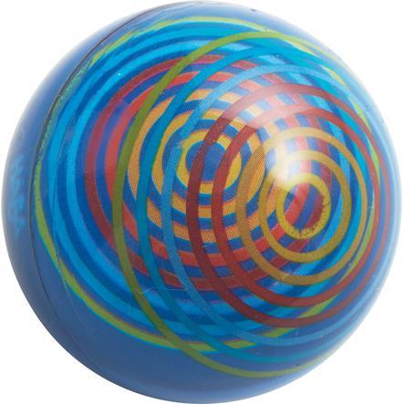 HABA Toboggan à billes Kullerbü - Boule à effet Anneaux de couleur 302069