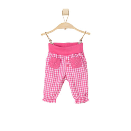 s.OLIVER Girls Hose pink check