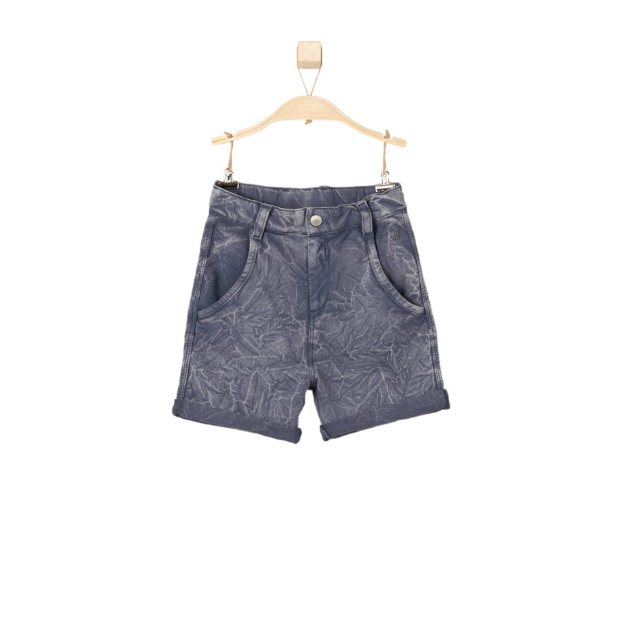 s.OLIVER Boys Kratasy dark blue